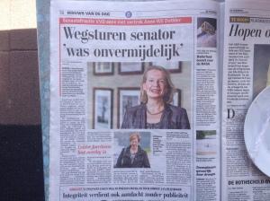 Telegraaf 08.05.2019